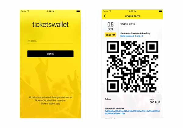 Crypto.Tickets