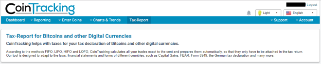 CT Taxes
